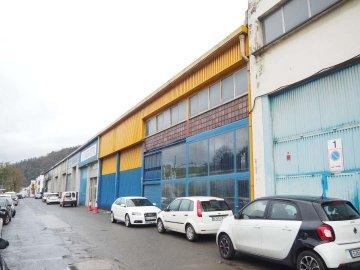 Foto 4 de Nave industrial con excelentes dimensiones y próximo a la carretera nacional en Anoeta, junto a Tolosa.