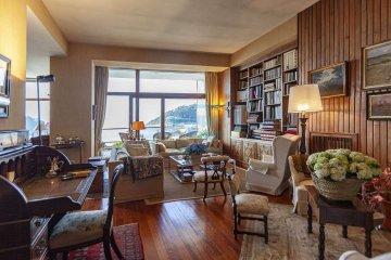 Foto 25 de Impresionante piso en Miraconcha con terraza y vistas directas sobre la bahía de San Sebastián.