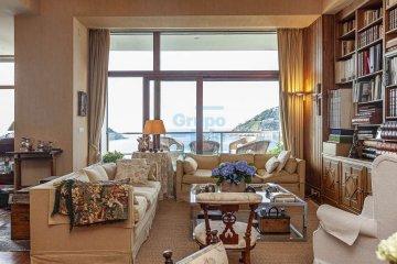 Foto 27 de Impresionante piso en Miraconcha con terraza y vistas directas sobre la bahía de San Sebastián.