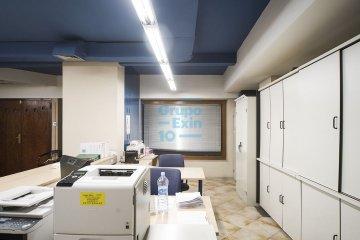 Foto 8 de Local comercial de 147m² acondicionada como oficina a pie de calle.