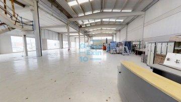 Foto 4 de Nave en venta en Troia, en el Polígono Industrial de Ergobia
