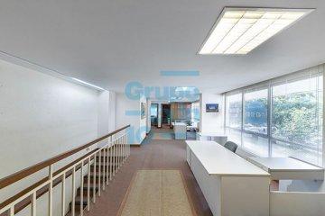 Foto 2 de Paseo los Olmos. Oficina acondicionada, exterior con amplios ventanales. Posibilidad de cambio de uso.