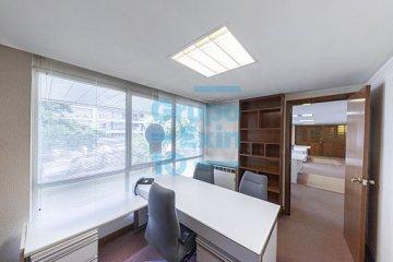 Foto 6 de Paseo los Olmos. Oficina acondicionada, exterior con amplios ventanales. Posibilidad de cambio de uso.