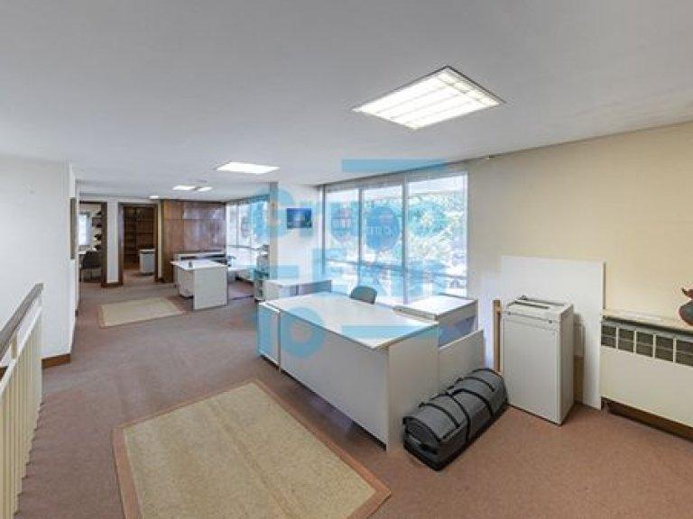 Paseo los Olmos. Oficina acondicionada, exterior con amplios ventanales. Posibilidad de cambio de uso.