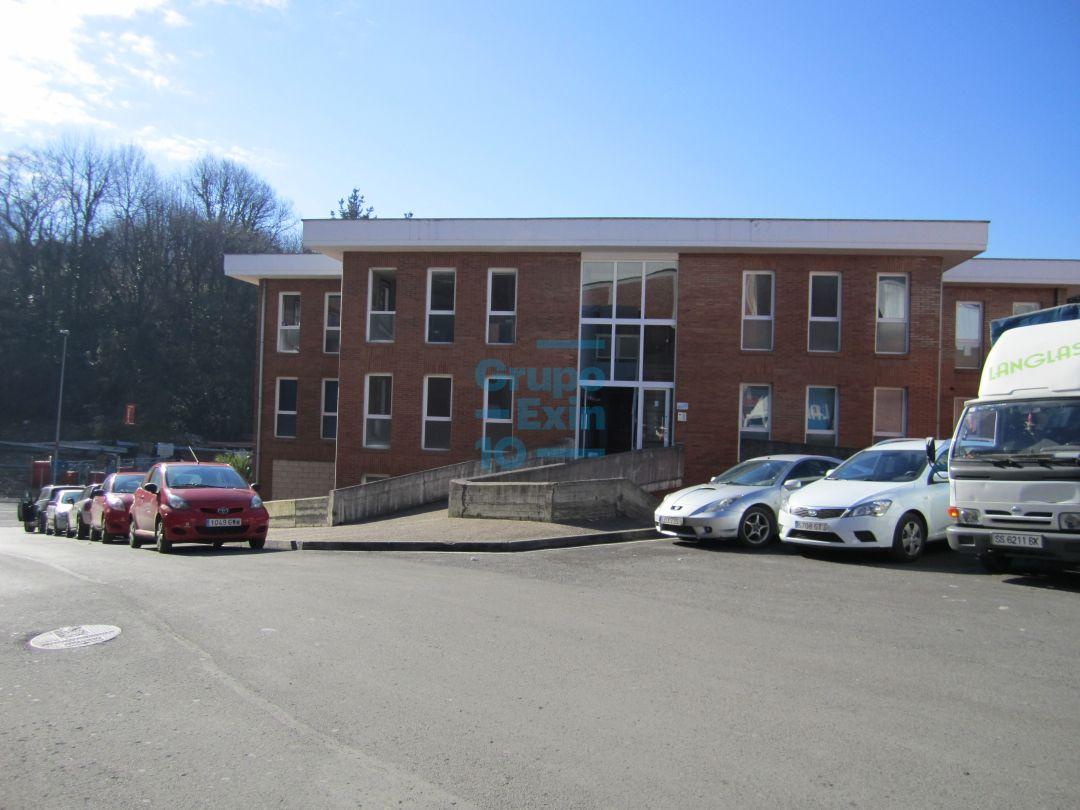 Edificio de oficinas for Alquiler oficina donostia