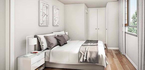 Arbaizenea Homes - Dormitorio